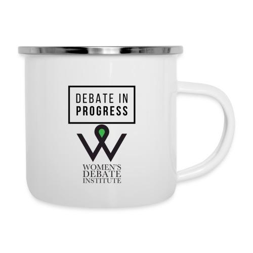 Debate in Progress - Camper Mug