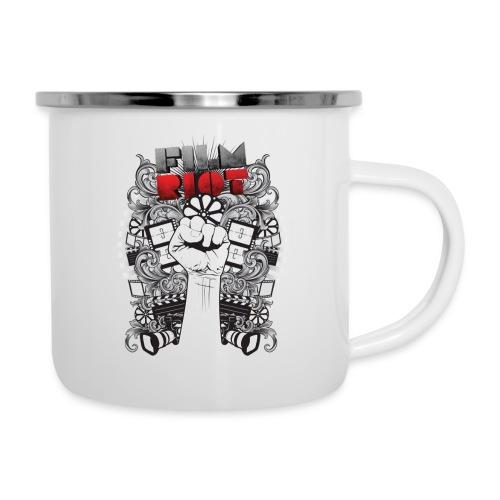 Film Riot - Camper Mug