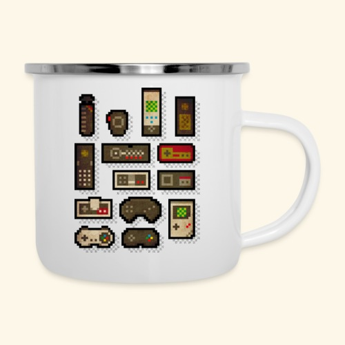 pixelcontrol - Camper Mug