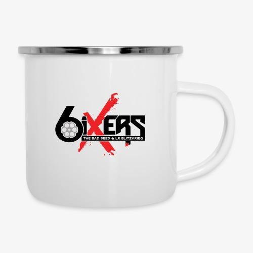 6ixersLogo - Camper Mug