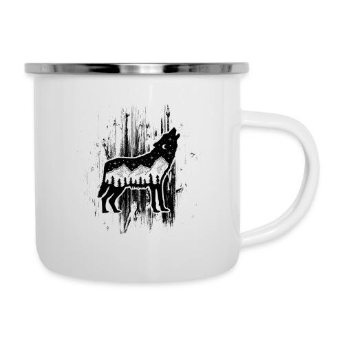 Wolf - Camper Mug
