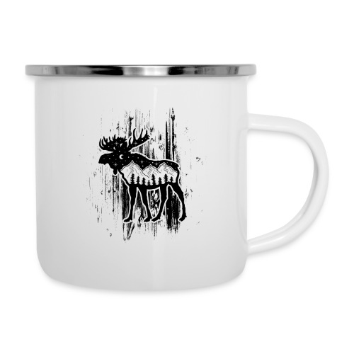 Moose - Camper Mug