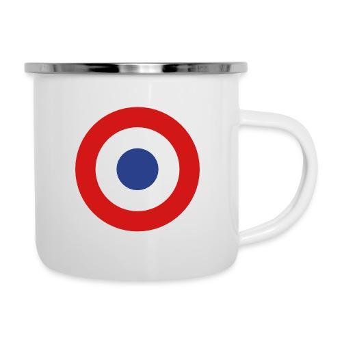 France Symbol - Axis & Allies - Camper Mug
