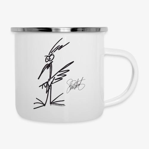 The Bird - Mug - Camper Mug