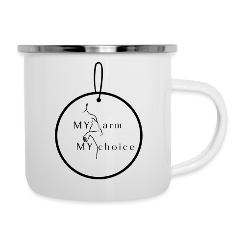 My ARM my CHOICE - Camper Mug