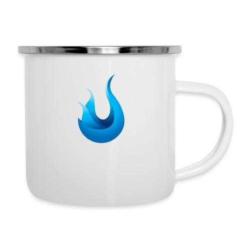 flame front png - Camper Mug