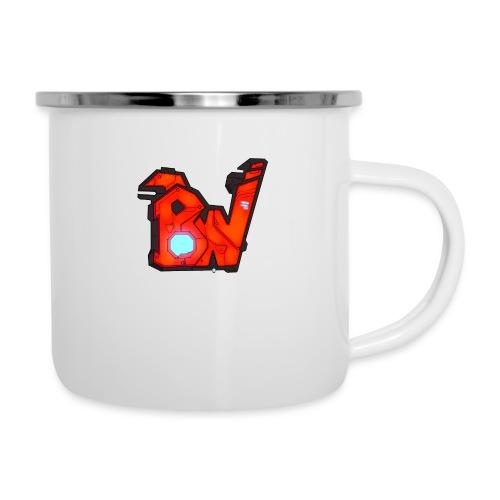 BW - Camper Mug