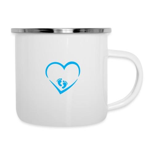 Baby coming soon - Camper Mug