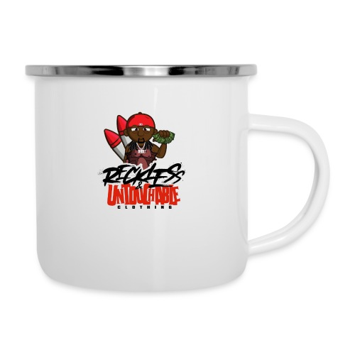 Reckless and Untouchable_1 - Camper Mug