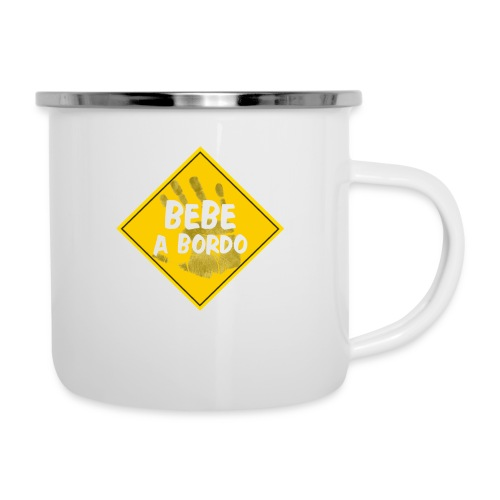 BABY ON BOARD - Camper Mug