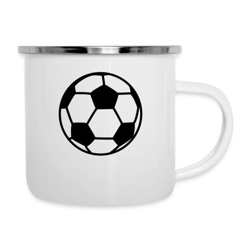 custom soccer ball team - Camper Mug