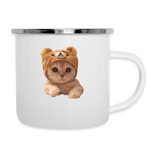 uwu catwifhat - Camper Mug