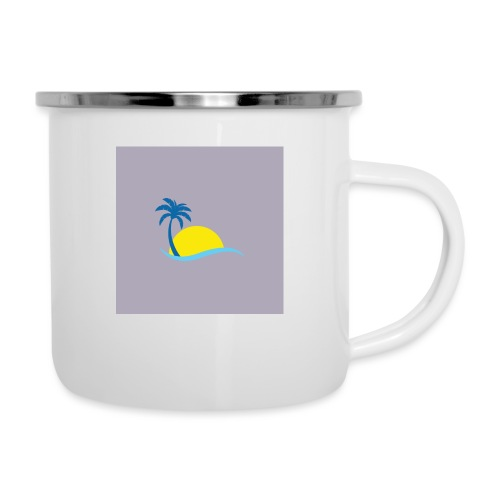 New model sun off plant - Camper Mug