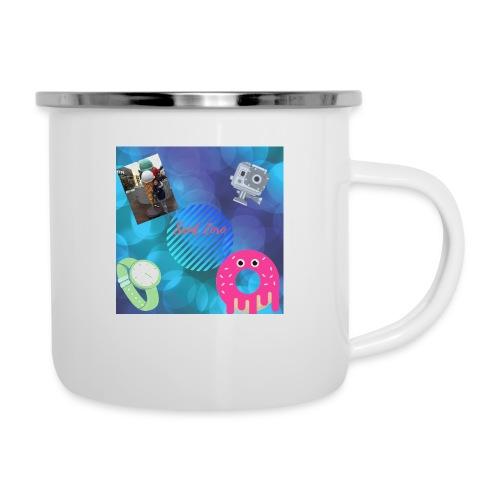 Saint Zoro Merch - Camper Mug