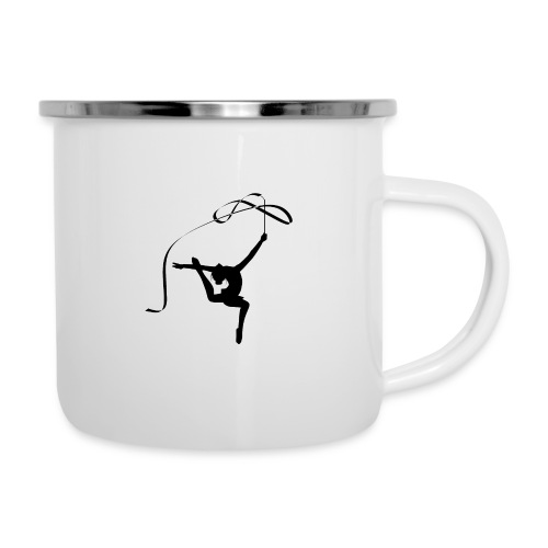 Rhythmic Figure 2 - Camper Mug