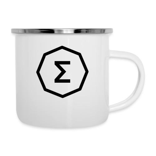 Ergo Symbol White - Camper Mug