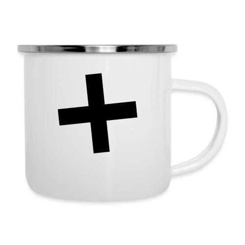 Plus Brandmark Black - Camper Mug