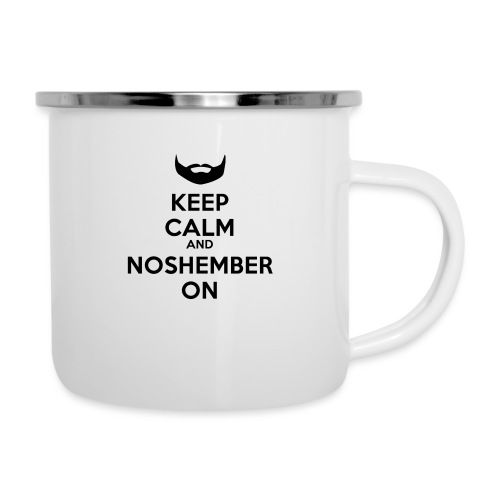 Noshember.com iPhone Case - Camper Mug
