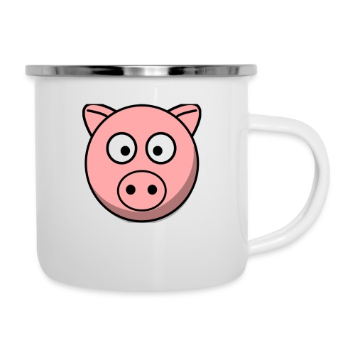Piggy Mask - Camper Mug