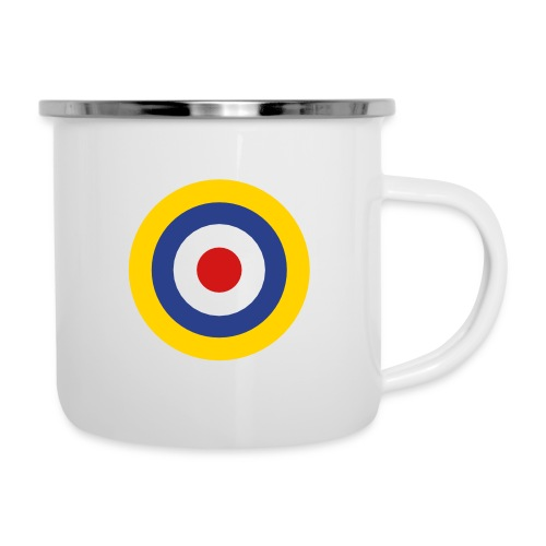 UK Europe / UK Pacific - Camper Mug