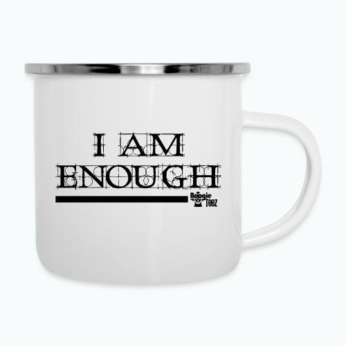 ENOUGH - Camper Mug