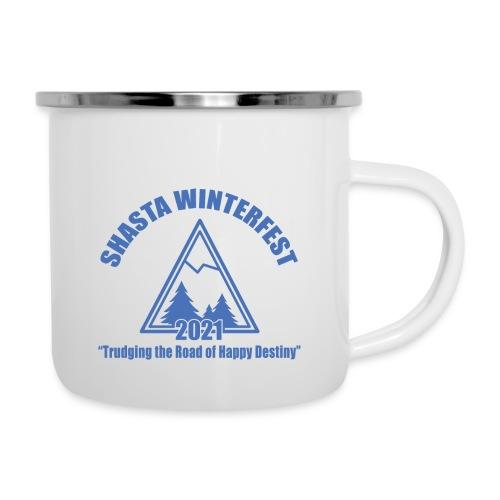 front and back logo - Camper Mug
