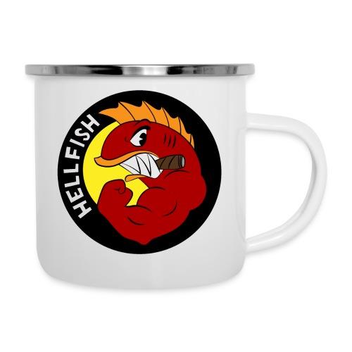 Hellfish - Flying Hellfish - Camper Mug
