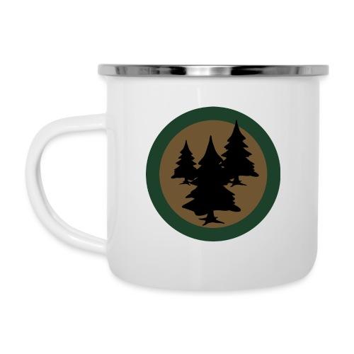 Bush Tuned - Camper Mug