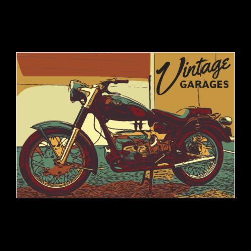 PosterVintage2 - Poster 36x24