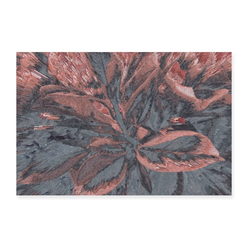 Leaves - Poster 36x24