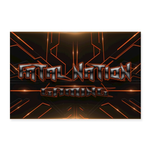 Fatal Nation - Poster 36x24