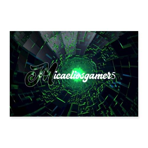 Michaeliosgamer5 - Poster 36x24