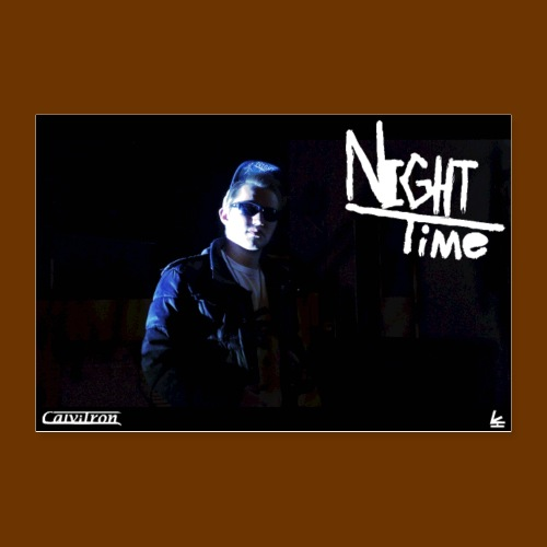 Calvitron NightTime Poster - Poster 36x24