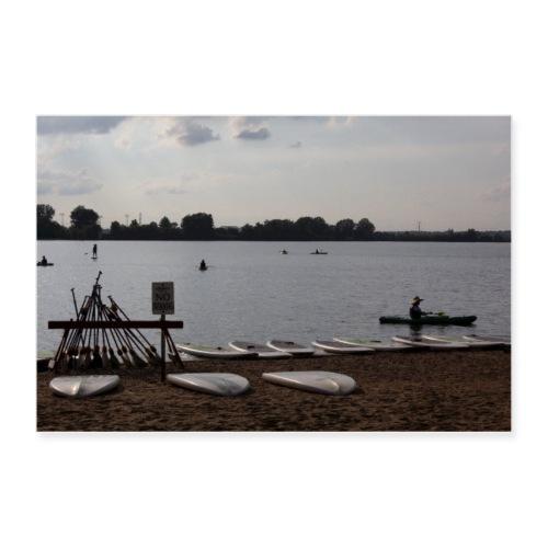 Lake Poster - Poster 36x24
