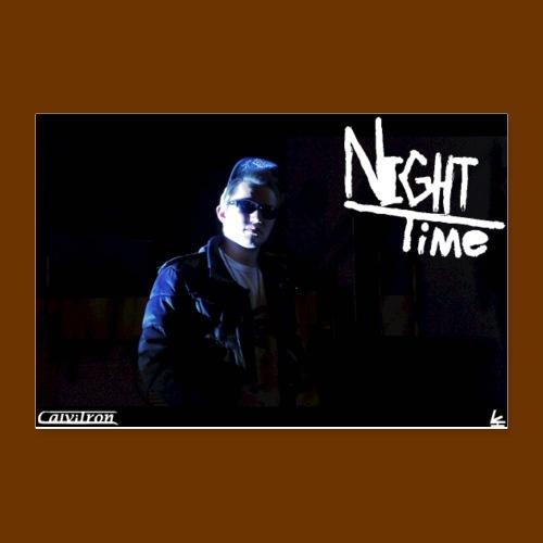 Calvitron NightTime Poster - Poster 12x8