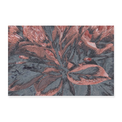 Leaves - Poster 12x8