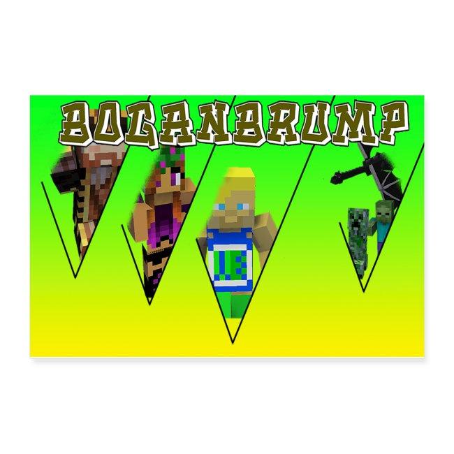 Boganbrump Poster