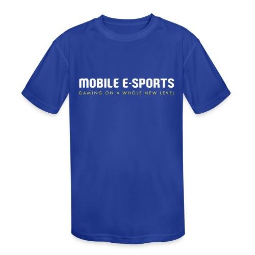 MOBILE E-SPORTS - Kids' Moisture Wicking Performance T-Shirt