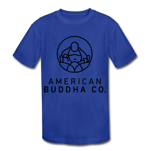 AMERICAN BUDDHA CO. ORIGINAL - Kids' Moisture Wicking Performance T-Shirt