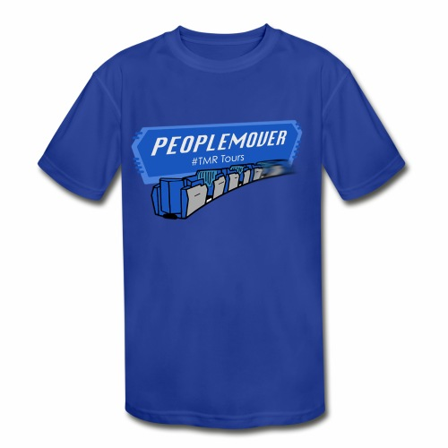 Peoplemover TMR - Kids' Moisture Wicking Performance T-Shirt