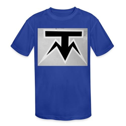 TMoney - Kids' Moisture Wicking Performance T-Shirt