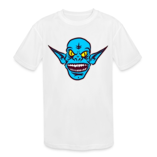 Troll - Kids' Moisture Wicking Performance T-Shirt