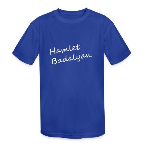 HB - Kids' Moisture Wicking Performance T-Shirt