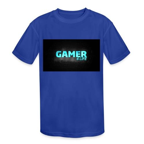 plz buy - Kids' Moisture Wicking Performance T-Shirt