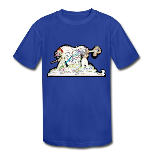 MD At Your Side - Kids' Moisture Wicking Performance T-Shirt