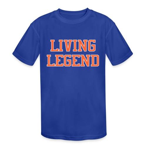 Living Legend - Kids' Moisture Wicking Performance T-Shirt