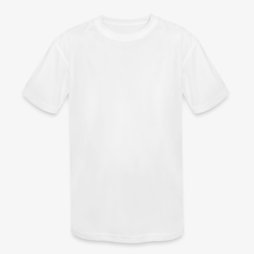 All I Want For Christmas Are Gains - Kids' Moisture Wicking Performance T-Shirt