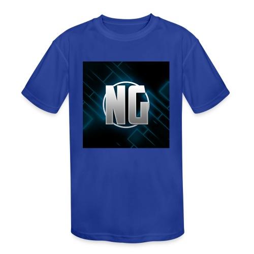 NadhirGamer Merch - Kids' Moisture Wicking Performance T-Shirt