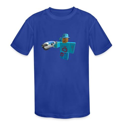 MM3 - Kids' Moisture Wicking Performance T-Shirt