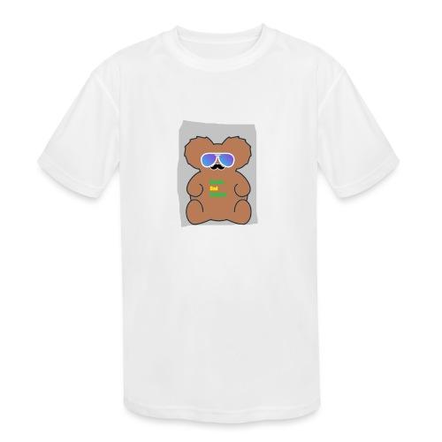 Aussie Dad Gaming Koala - Kids' Moisture Wicking Performance T-Shirt